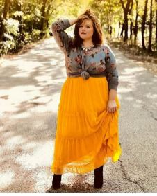 Big Size Outfit Ideas 89