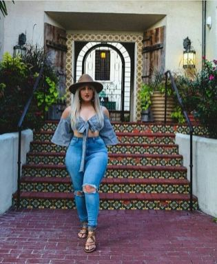 Big Size Outfit Ideas 92