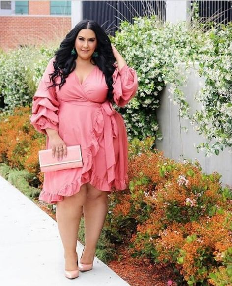 Big Size Outfit Ideas 99
