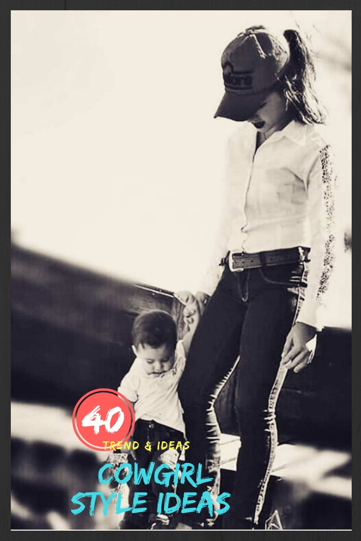 Cowgirl style Ideas