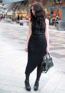 40 Asymmetric Skirts Street Styles Ideas 16