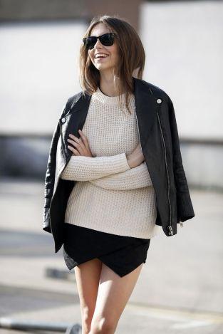 40 Asymmetric Skirts Street Styles Ideas 32