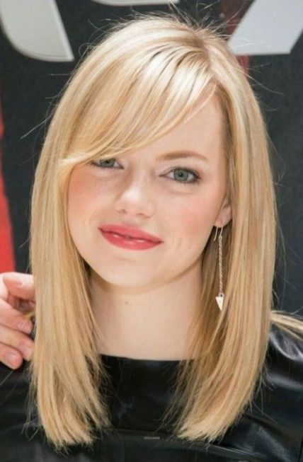 40 Bangs Hairstyles You Need to Try Ideas 10