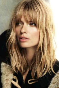40 Bangs Hairstyles You Need to Try Ideas 17