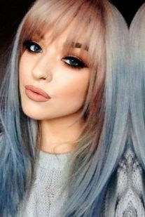 40 Bangs Hairstyles You Need to Try Ideas 9