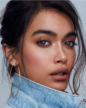 40 Brown Eyes Simple Makeup Ideas 1