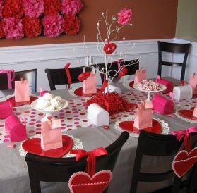 40 Chic Valentine Party Decoration Ideas 11