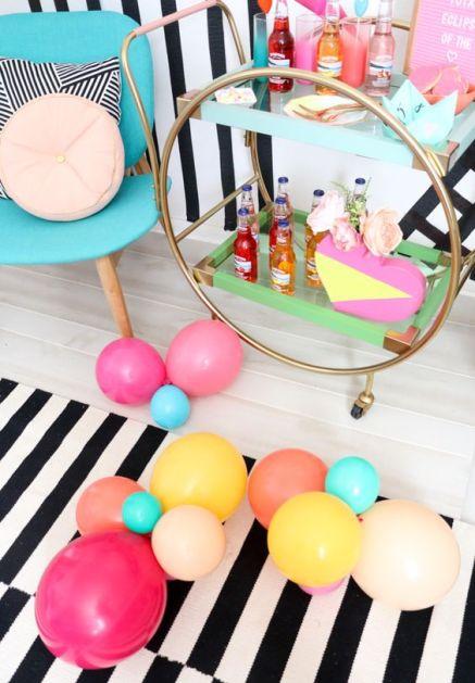 40 Chic Valentine Party Decoration Ideas 13