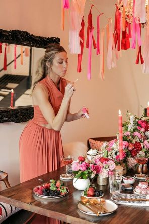 40 Chic Valentine Party Decoration Ideas 17