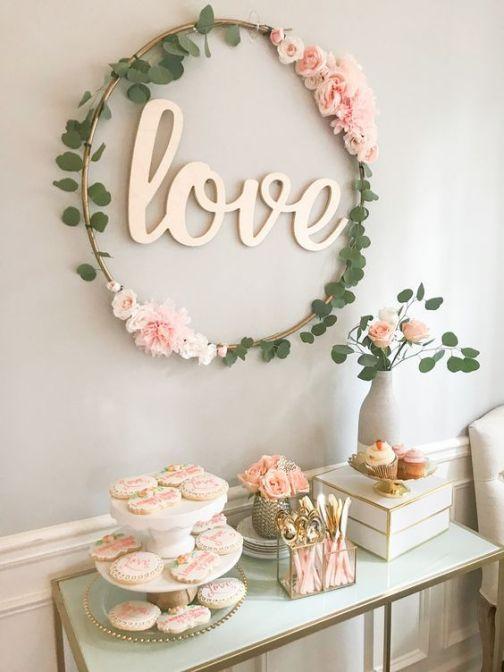 40 Chic Valentine Party Decoration Ideas 18