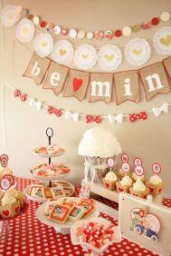40 Chic Valentine Party Decoration Ideas 2