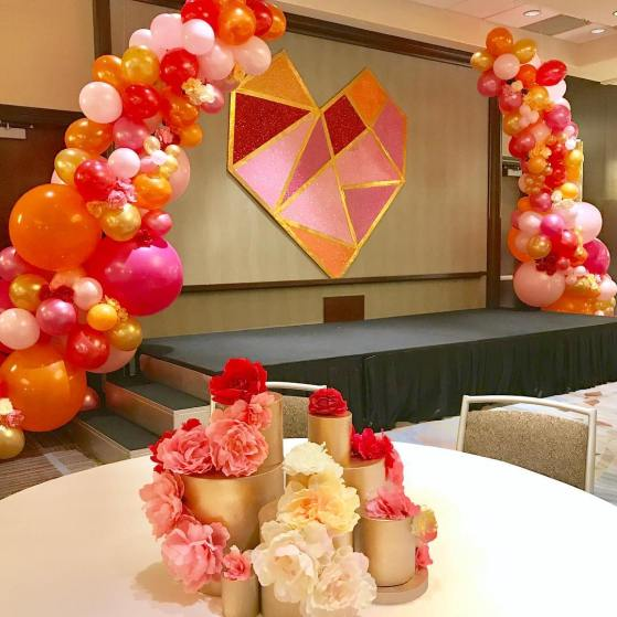 40 Chic Valentine Party Decoration Ideas 40