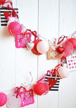 40 Chic Valentine Party Decoration Ideas 43