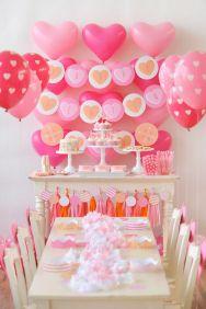 40 Chic Valentine Party Decoration Ideas 7