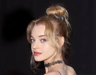 40 High Messy Bun Hairstyles Ideas 15