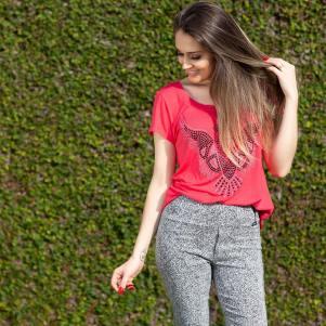 40 Pink T Shirt Street Styles Ideas 22