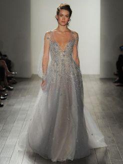 40 Shimmering Bridal Dresses Ideas 30