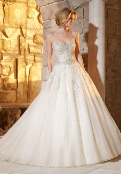 40 Shimmering Bridal Dresses Ideas 42
