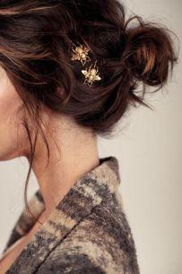 40 Simple Hairpins Ideas 13