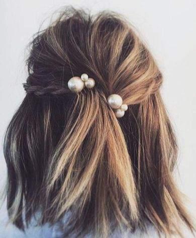 40 Simple Hairpins Ideas 18