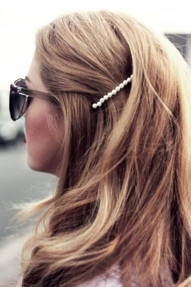 40 Simple Hairpins Ideas 21