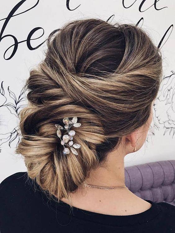 40 Simple Hairpins Ideas 24