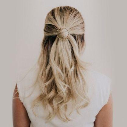 40 Simple Hairpins Ideas 29