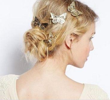 40 Simple Hairpins Ideas 30