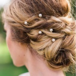 40 Simple Hairpins Ideas 33
