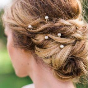 40 Simple Hairpins Ideas 33