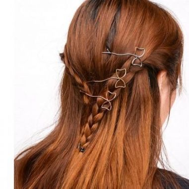 40 Simple Hairpins Ideas 36