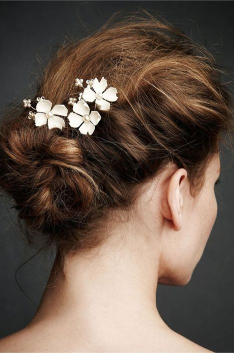 40 Simple Hairpins Ideas 39