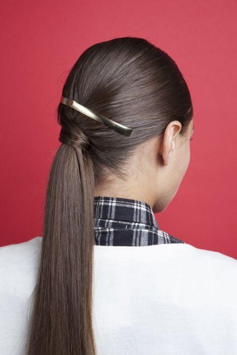 40 Simple Hairpins Ideas 40
