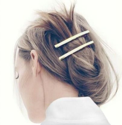 40 Simple Hairpins Ideas 6