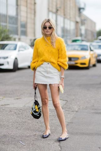 40 Spring Outfits Street Styles Ideas 32