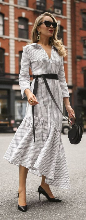 40 Stylish Asymmetric Dress Ideas 12