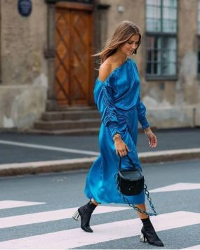 40 Stylish Asymmetric Dress Ideas 20