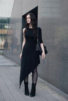 40 Stylish Asymmetric Dress Ideas 23
