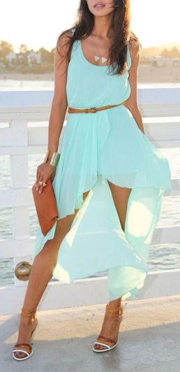 40 Stylish Asymmetric Dress Ideas 25