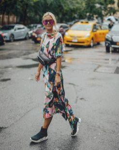 40 Stylish Asymmetric Dress Ideas 44