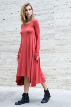 40 Stylish Asymmetric Dress Ideas 9