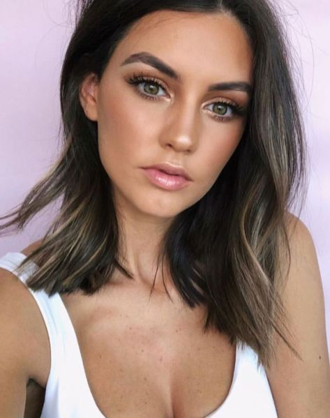 40 Summer Makeup Look Ideas 18
