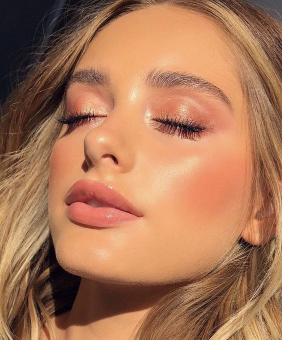 40 Summer Makeup Look Ideas 26