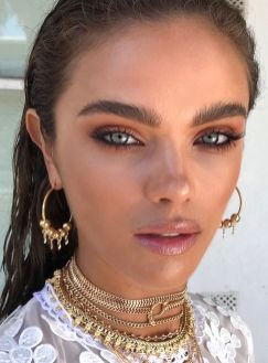 40 Summer Makeup Look Ideas 30