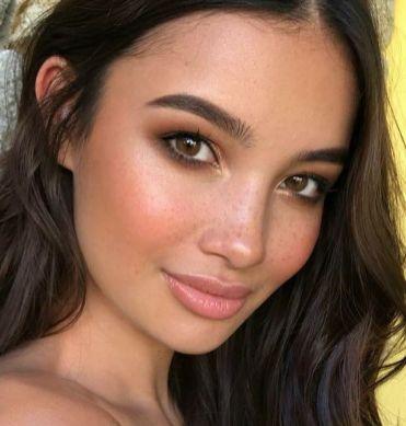 40 Summer Makeup Look Ideas 4