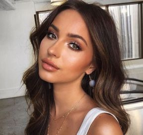 40 Summer Makeup Look Ideas 45