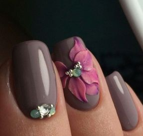 40 Unique 3D Nails Designs Ideas 14