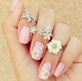 40 Unique 3D Nails Designs Ideas 16
