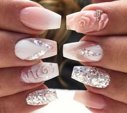 40 Unique 3D Nails Designs Ideas 26