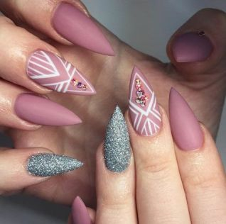 40 Unique 3D Nails Designs Ideas 34